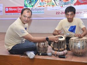 Tabla Performance By Sudesh   Mr SomeshPurey Facilitates